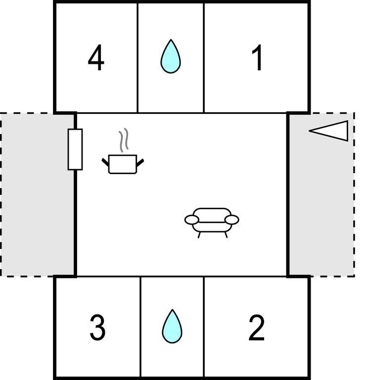 Apartment Ringkobing *XXXIX *