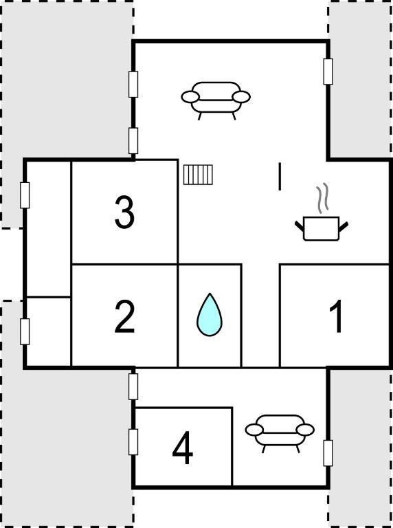 Apartment Ringkobing *XL *