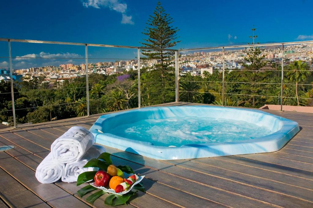 The swimming pool at or near Hotel Taburiente S.C.Tenerife
