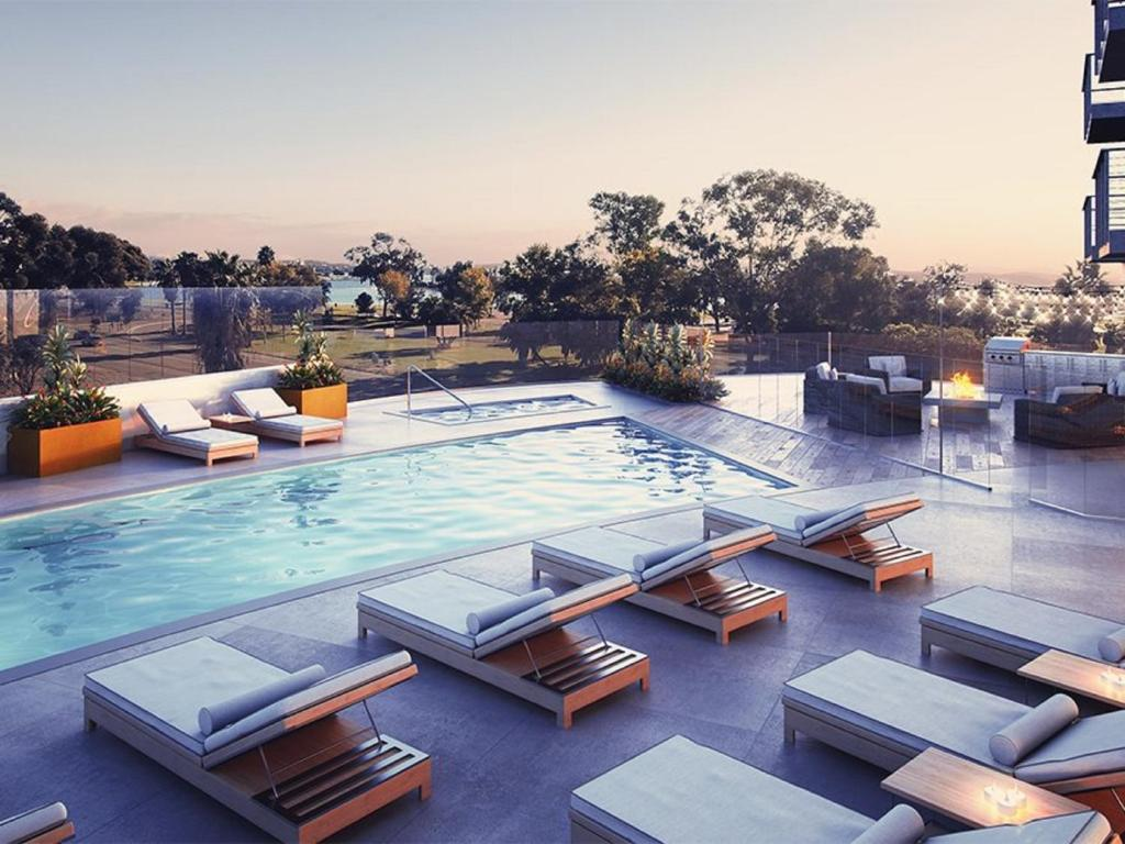 Lux Pacific Beach Apartments By Barsala