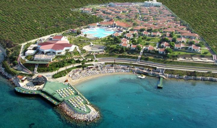 ADRİNA BEACH RESORT HOTEL, Aydın, Turkey - Booking.com