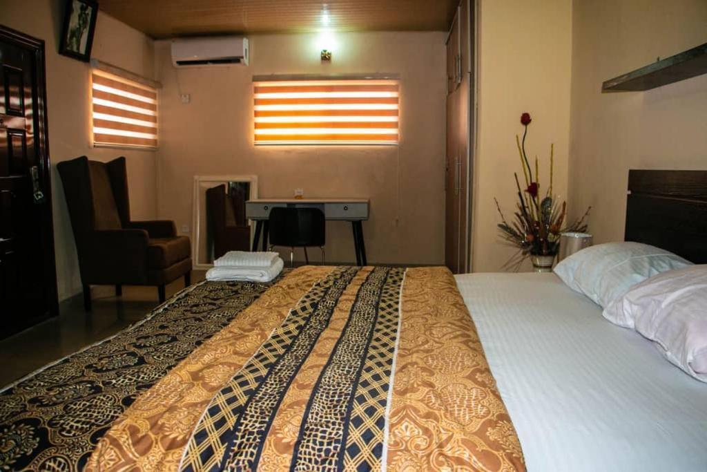 هتل Sands Homes Lekki
