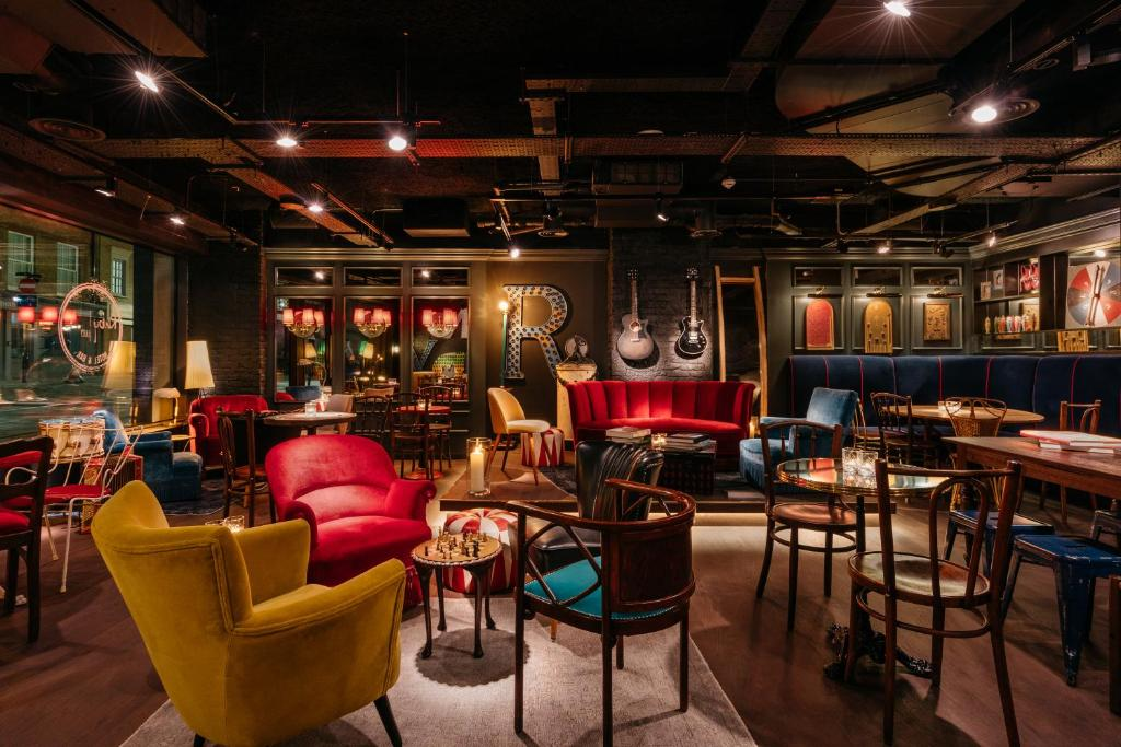 Ruby Lucy Hotel London, Januar 2020