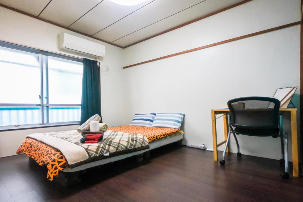 Shibuya Private Apartmentにあるシーティングエリア