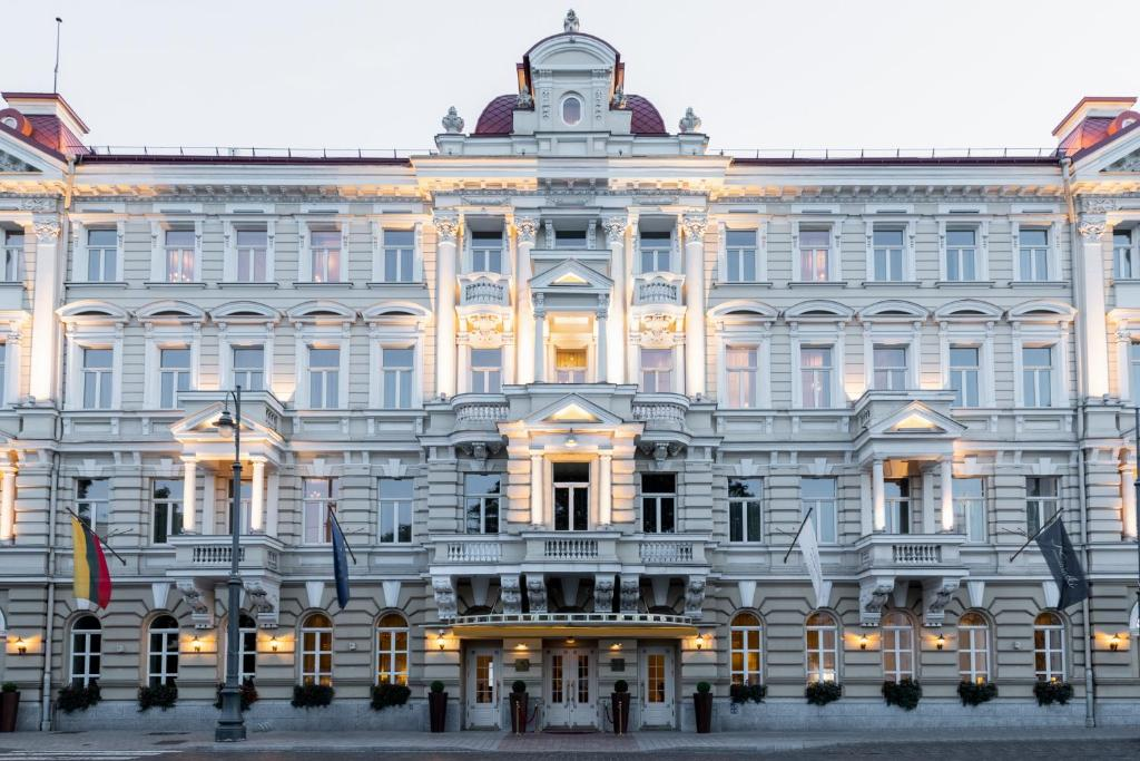 Grand Hotel Kempinski Vilnius Vilna Paivitetyt Vuoden 2020 Hinnat