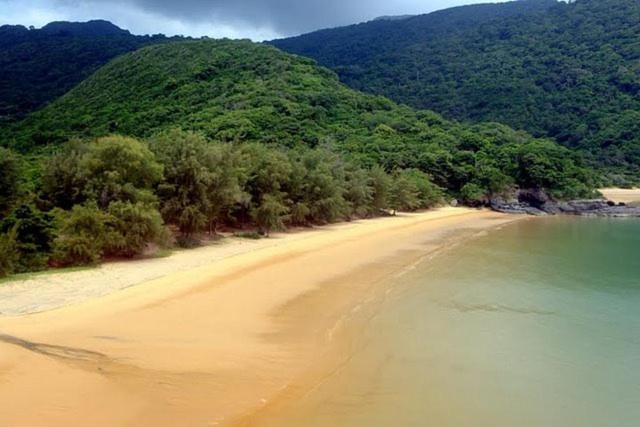 Con Son Green Island