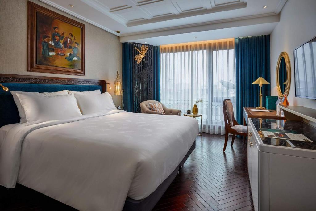 Phòng Grand Deluxe Giường Đôi