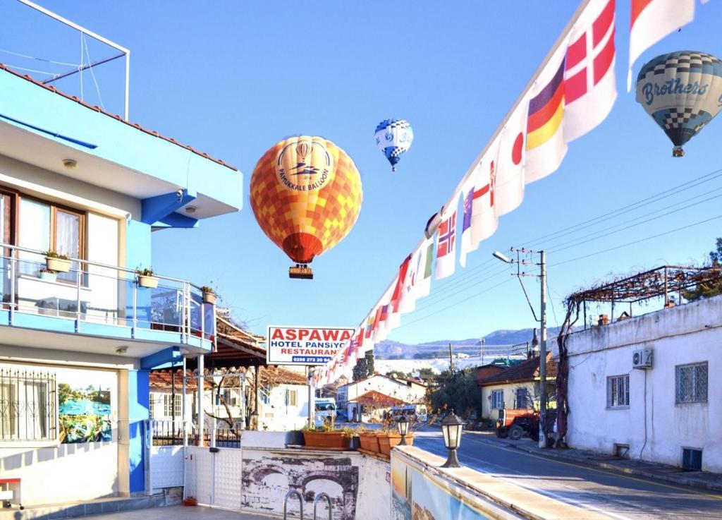 Aspawa Hotel Pamukkale Opdaterede Priser For 2020