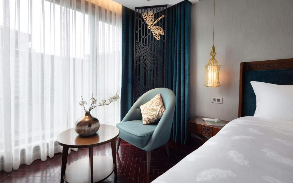 Phòng Premier Deluxe 2 Giường Đơn