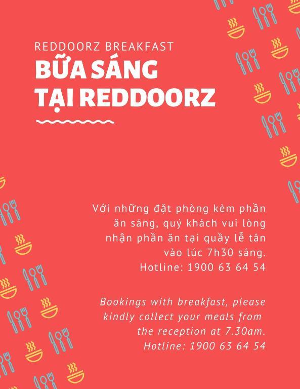 RedDoorz near Xo Viet Nghe Tinh Street
