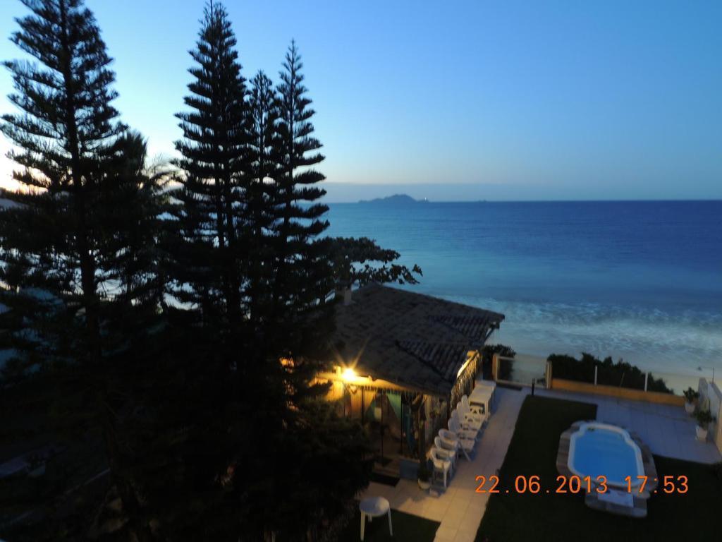 Vista de la piscina de Pousada Ancoradouro's o alrededores