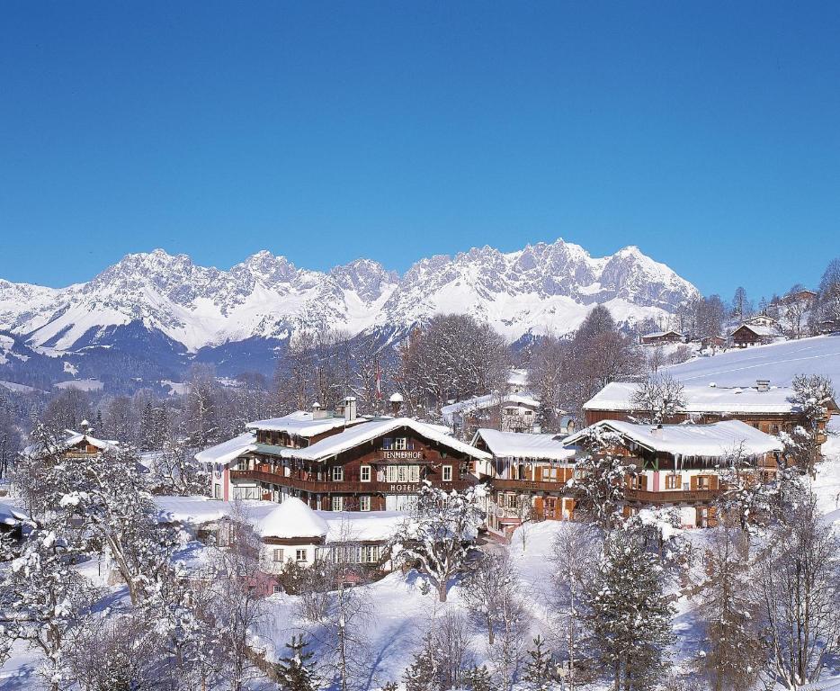 Tennerhof Gourmet & Spa de Charme Hotel im Winter