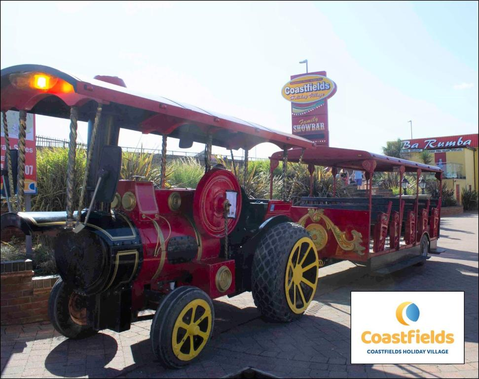 Coastfields Holiday Village in Ingoldmells, Lincolnshire, England