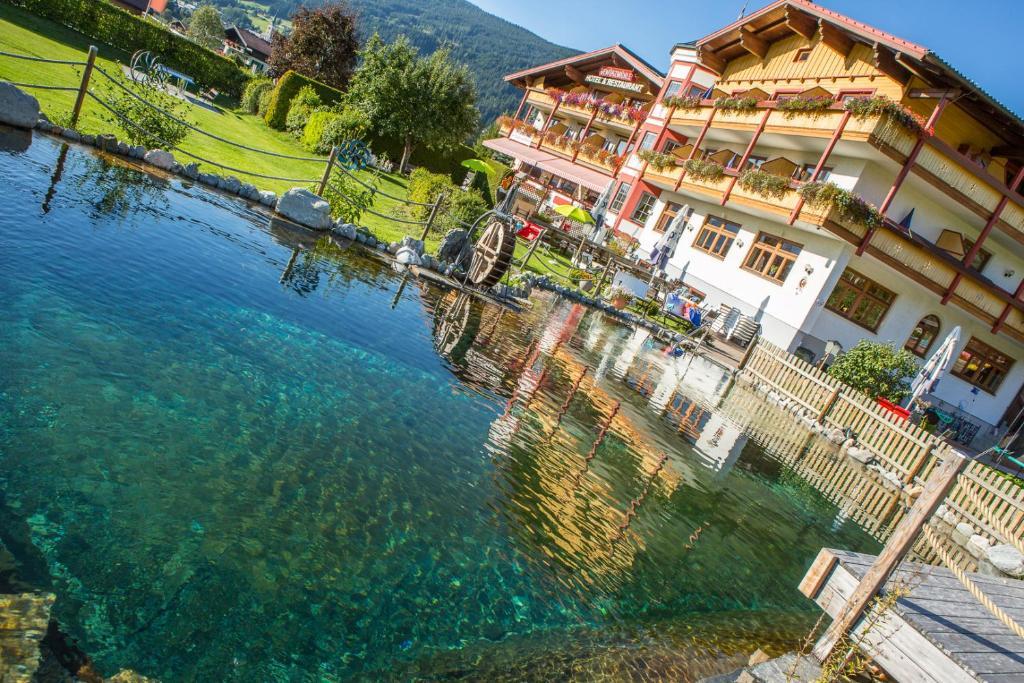 Ferienhotel Gewurzmuhle Radstadt Austria Booking Com