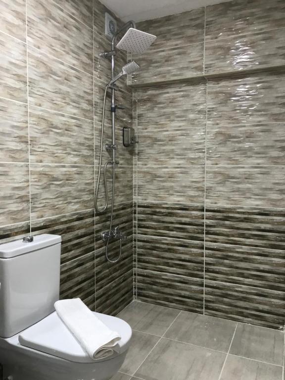 Ванная комната в Zion Home Butik Otel