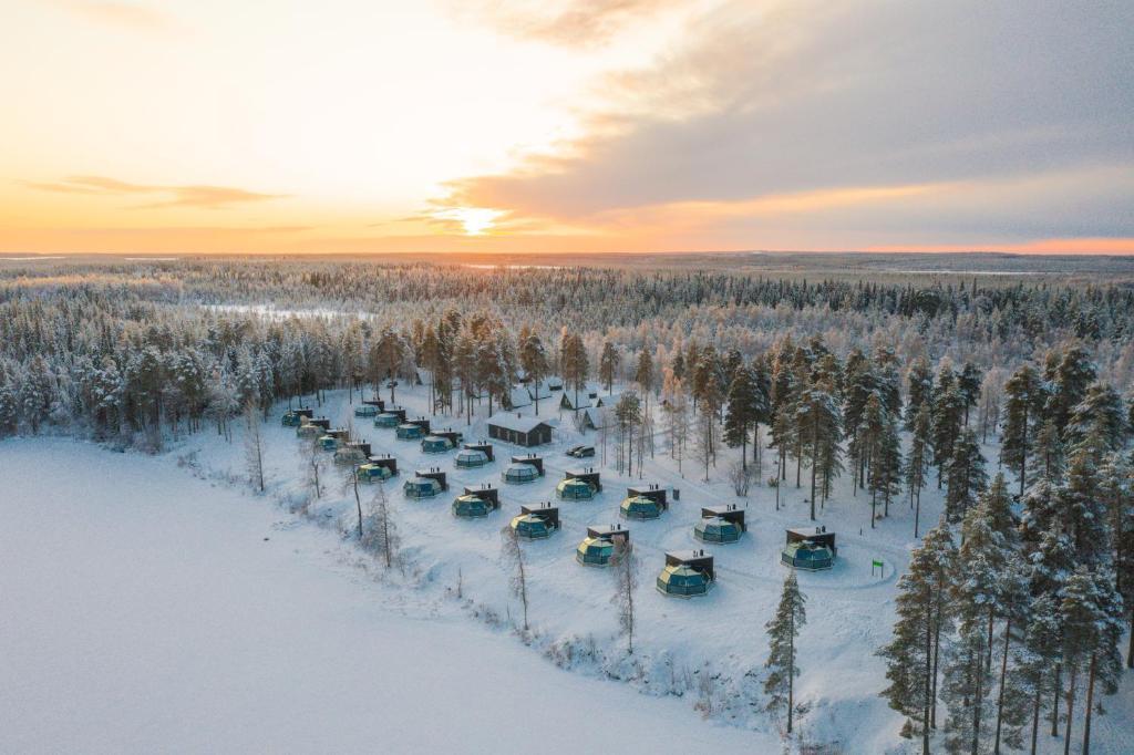 Arctic Fox Igloos Ranua Paivitetyt Vuoden 2020 Hinnat