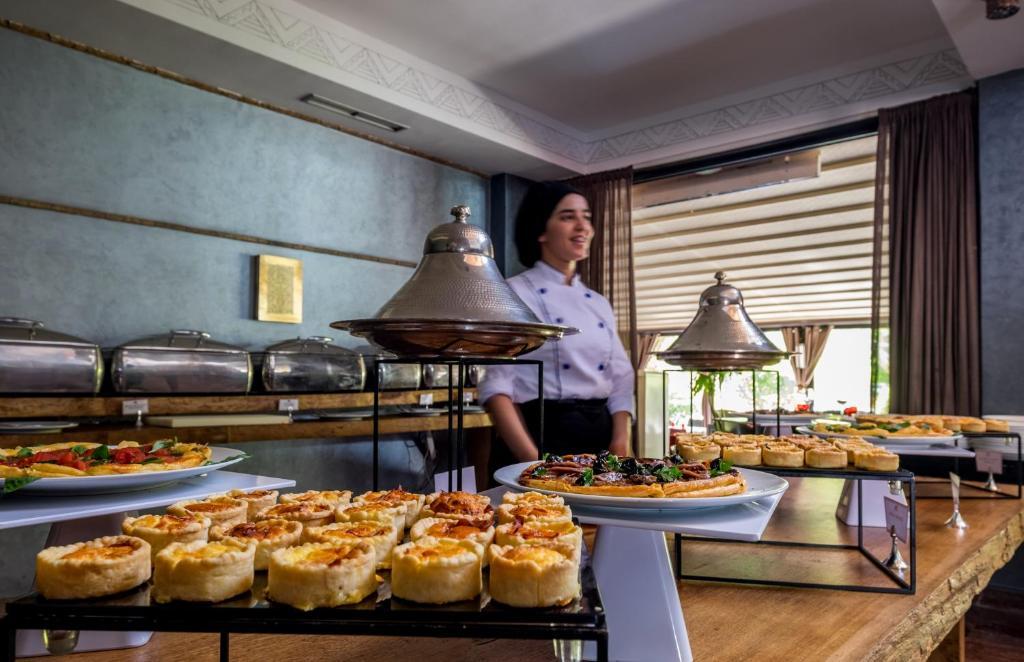 Hivernage Hotel Spa Marrakech Tarifs 2020