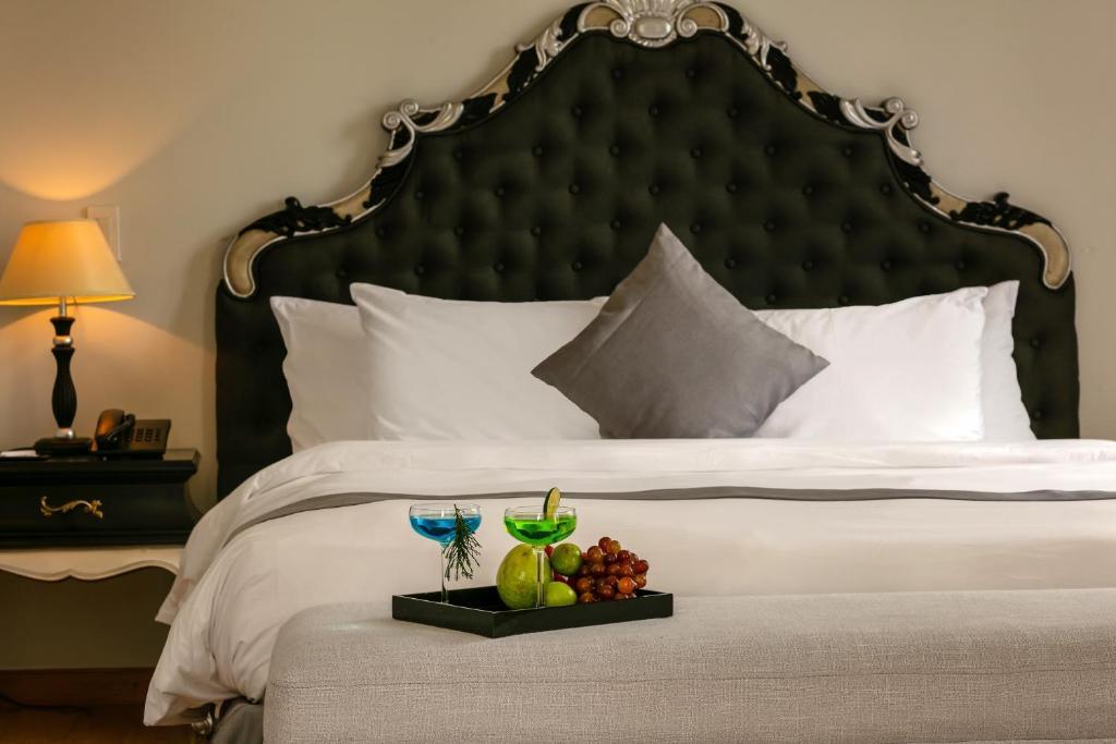 Phòng Deluxe 2 Giường Đơn Nhìn Ra Hồ