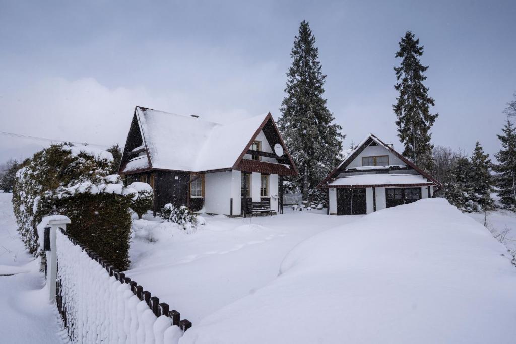 Apartments Penzion Štôla v zimě