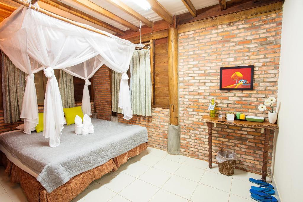 Phòng Tiêu chuẩn có Giường cỡ King với Phòng tắm Chung
