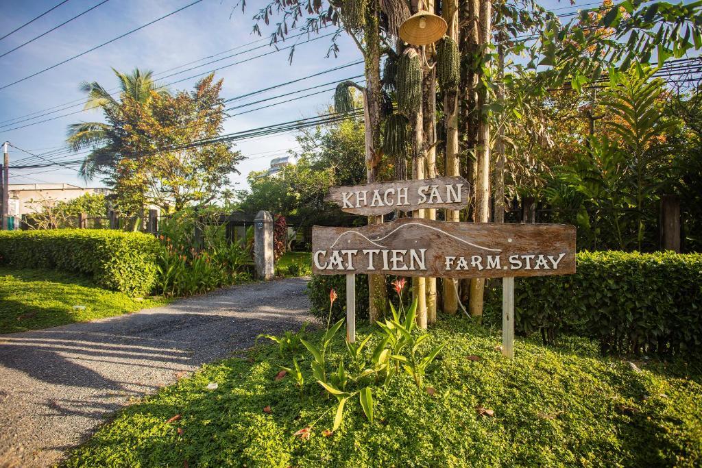 Cat Tien Farm Stay