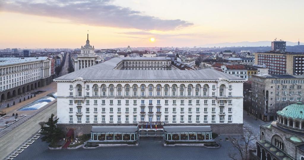 Sofiya Hotel Balkan Hotel Ot Luksoznata Kolekciya Sofiya Obnoveni