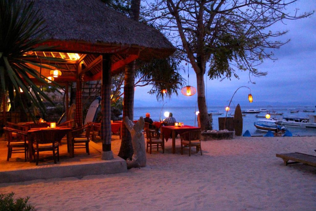 hoteles en la playa bali