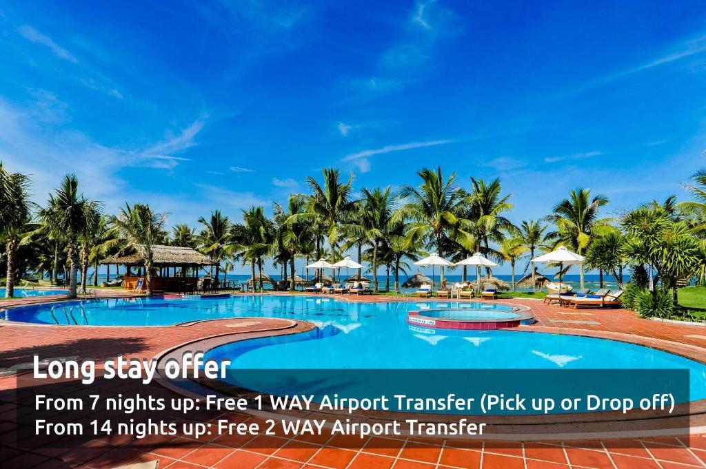 Tropical Beach Hoi An Resort Vietnam