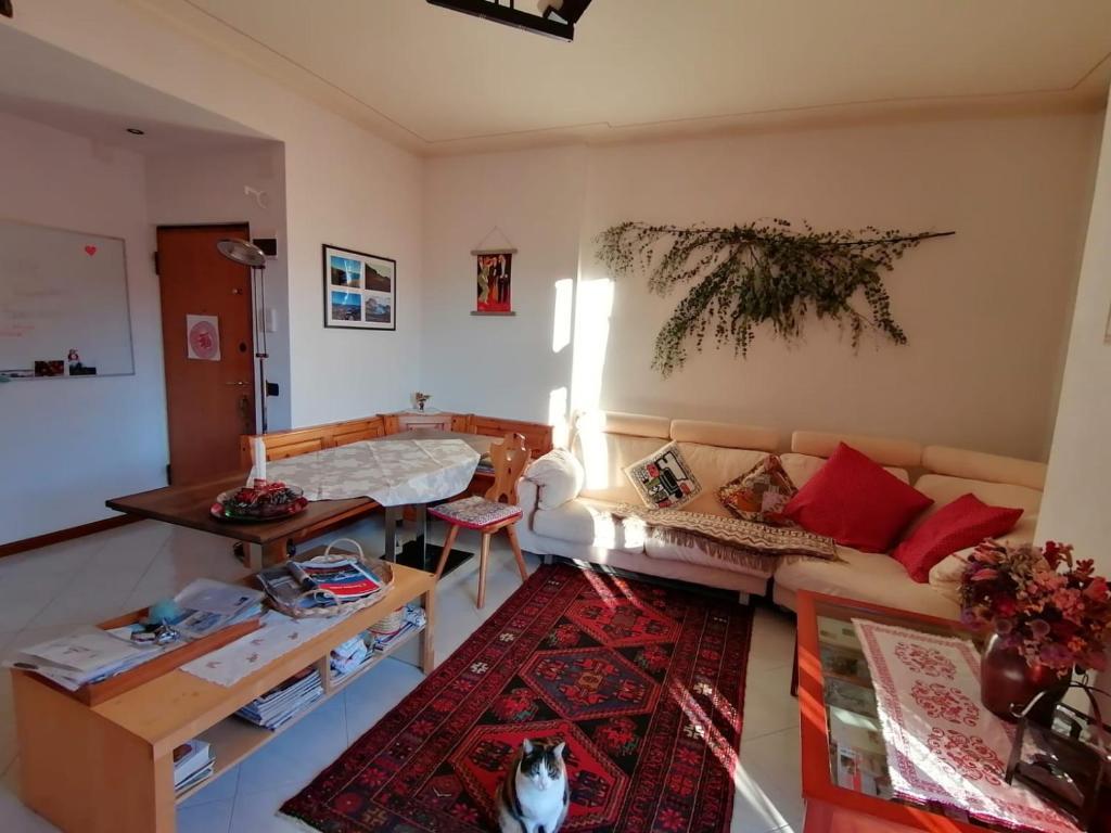 Casa 60 Mq Pianta casa vacanze vento del nord, tirano, italy - booking