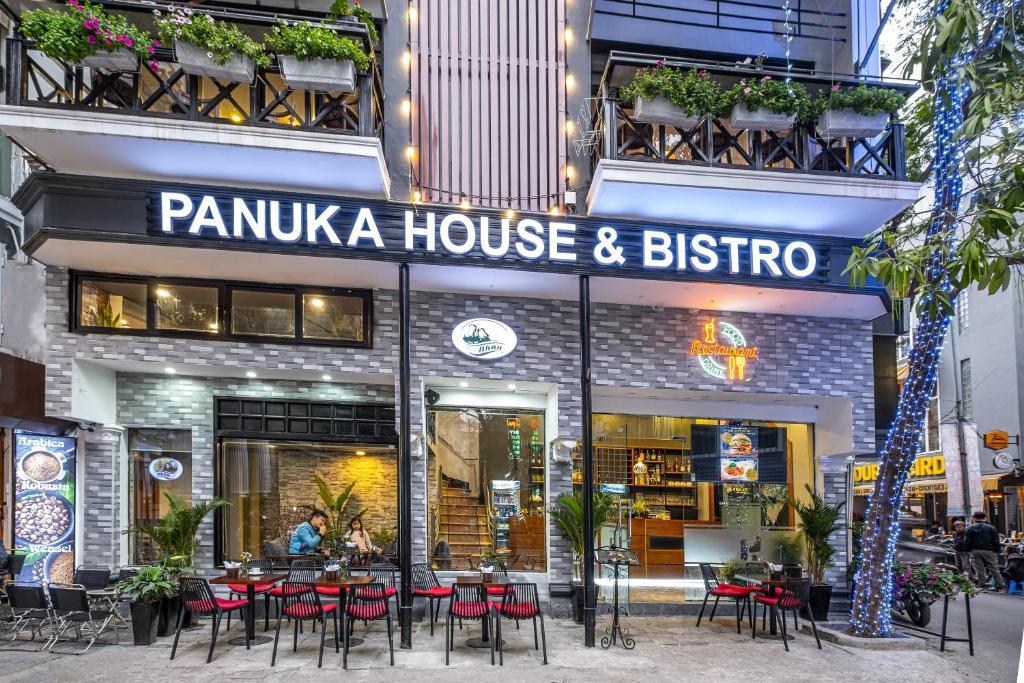 Panuka House & Cafe Bistro