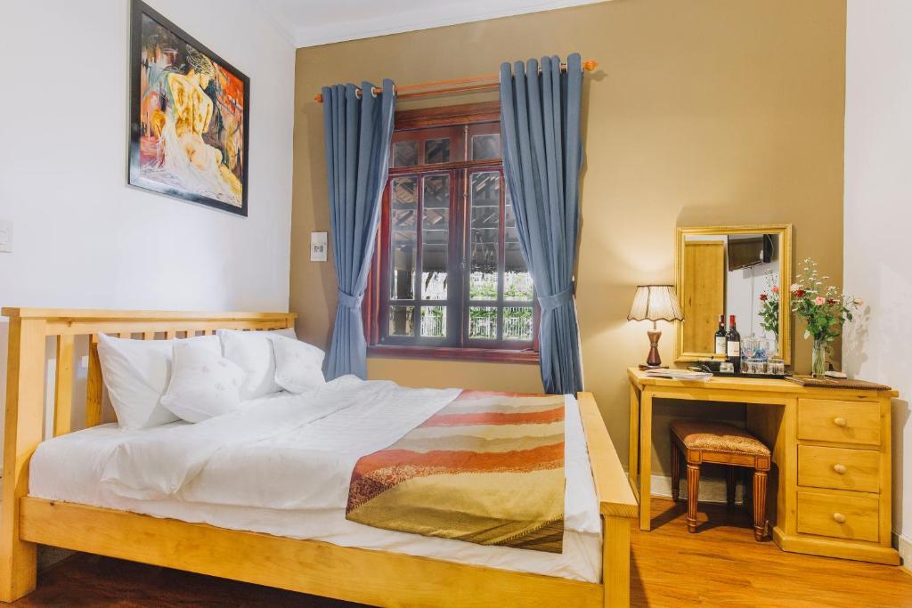 Phòng Giường Đôi Hạng Tiết kiệm