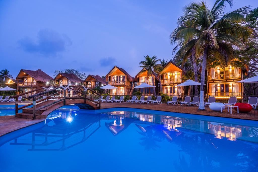 Hotel Isla Del Encanto Barú Tarifs 2020