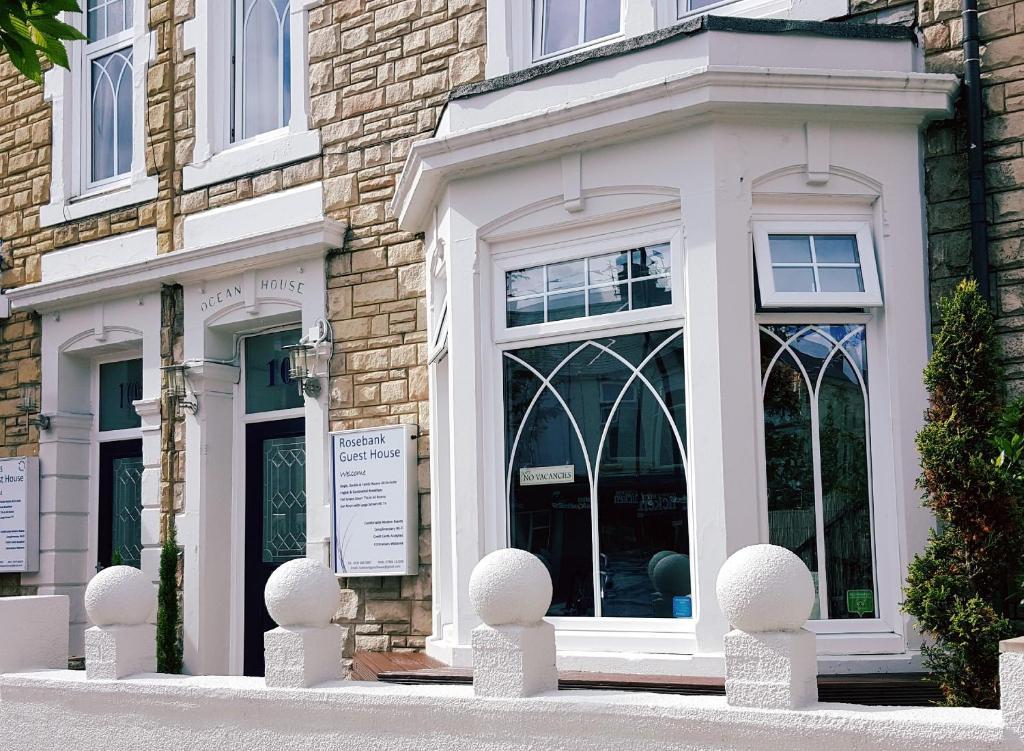 Rosebank Guest House in South Shields, Tyne & Wear, England
