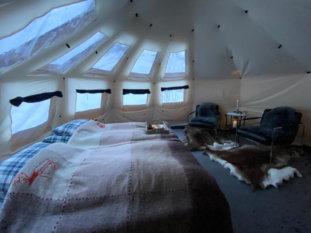 Domecamp (Tromsø) – oppdaterte priser for 2020