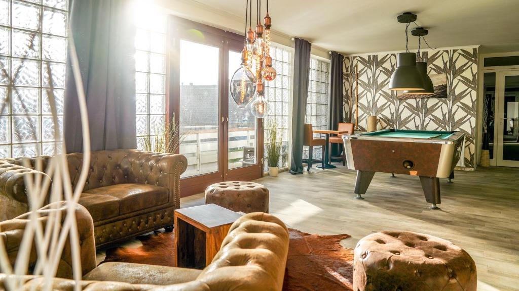 Hotel Jeverland Horumersiel Germany Booking Com