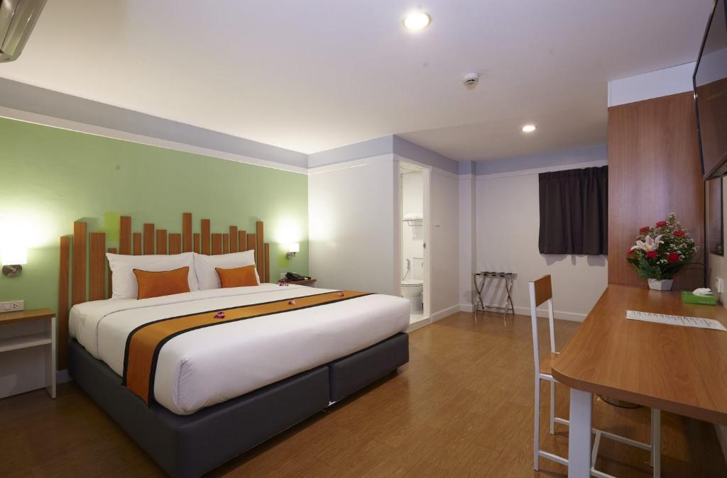 Hotel Anya Nana Sukhumvit Bangkok Thailand Booking Com