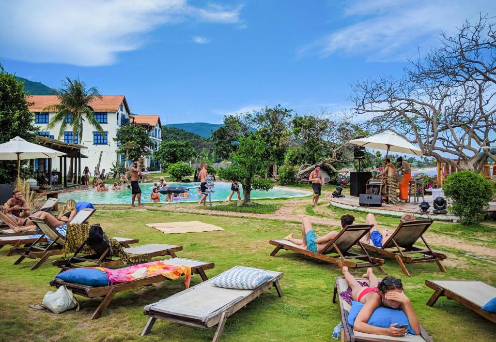 Vietnam Backpacker Hostels - Ninhvana