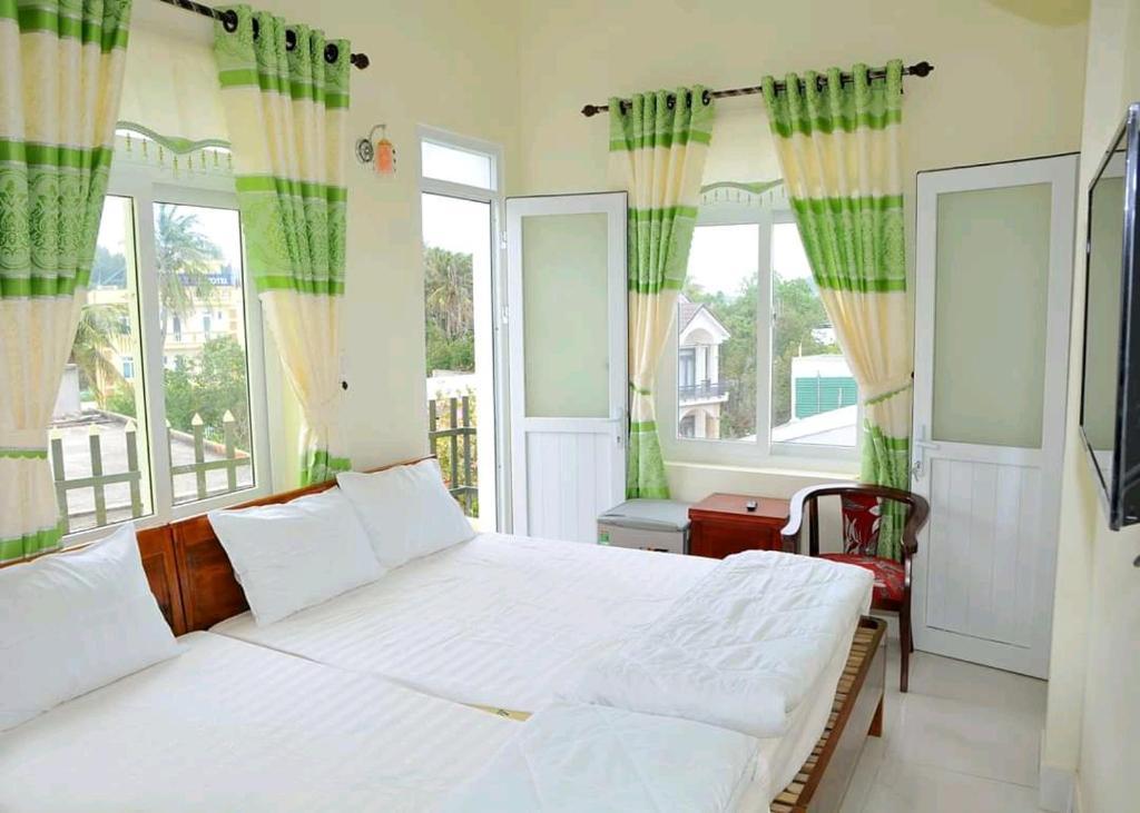 Phòng Tiêu Chuẩn 2 Giường Đơn Nhìn Ra Biển