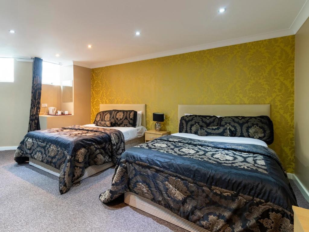 Stuart Hotel in Luton, Bedfordshire, England