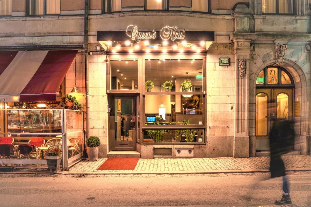 Queen S Hotel Tukholma Paivitetyt Vuoden 2020 Hinnat