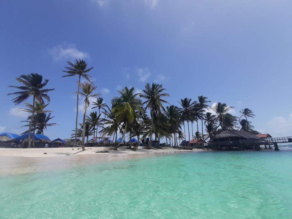 Isla Guanidup San Blas