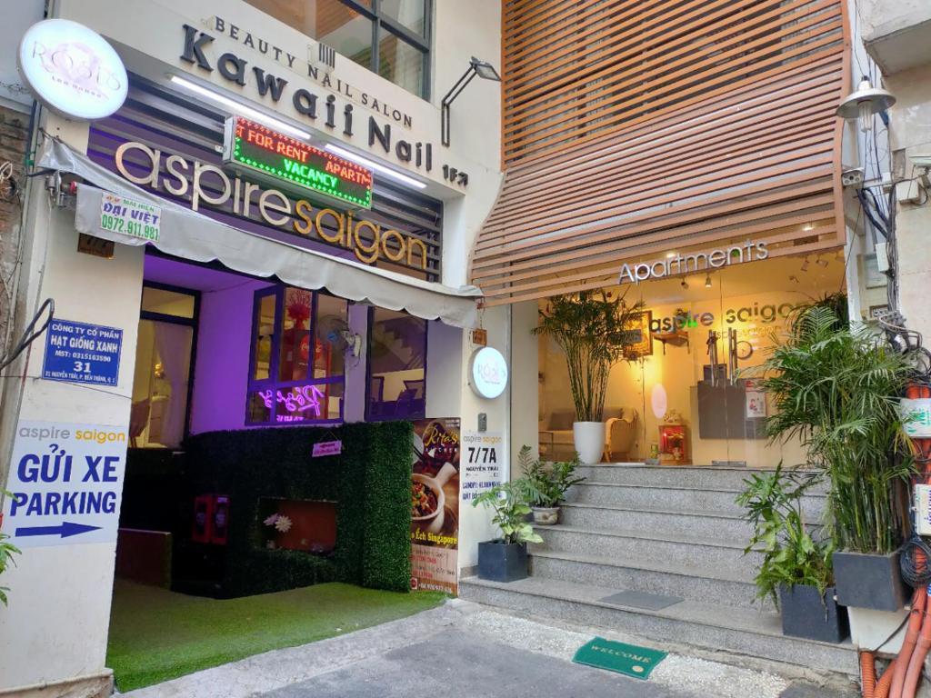 Aspire Saigon