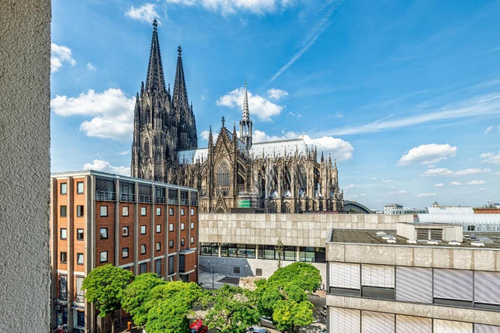 Hotel Europa am Dom, Cologne, Germany