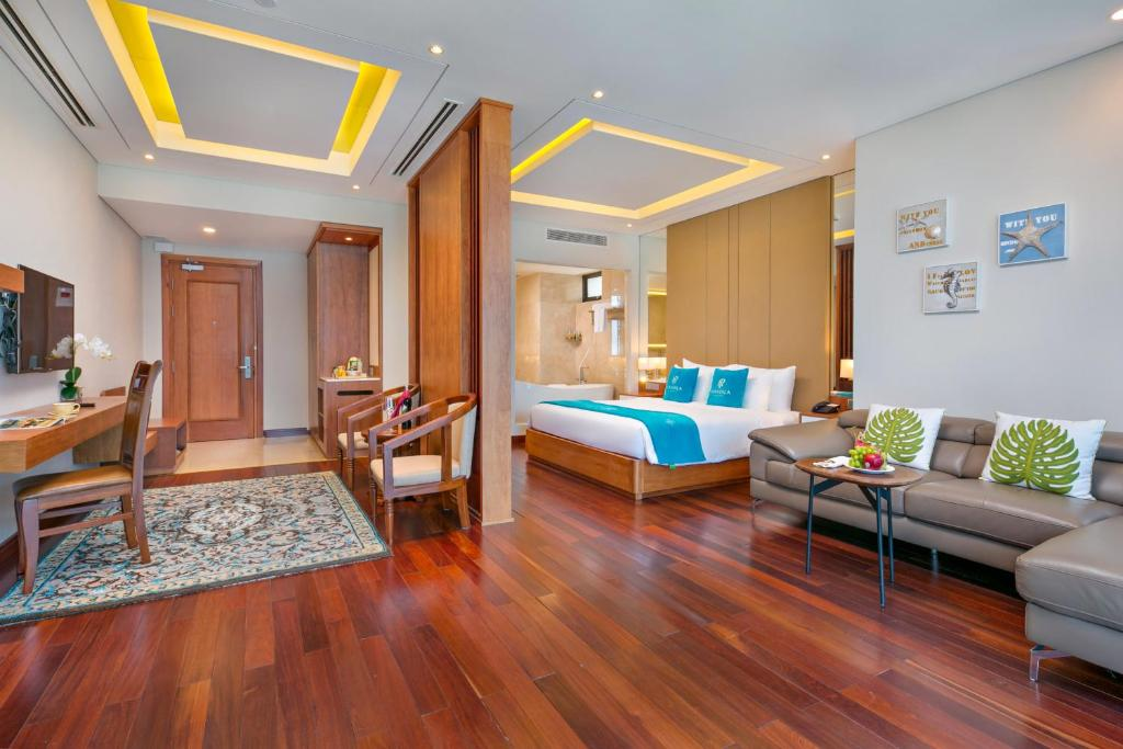 Suite Mandila Nhìn Ra Biển