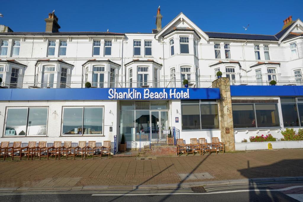 Shanklin Beach Hotel in Shanklin, Isle of Wight, England