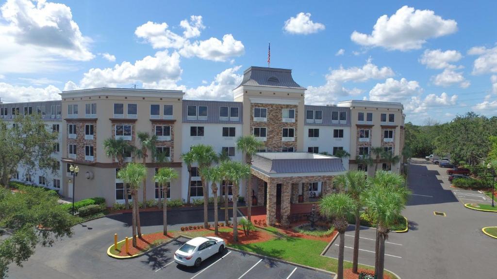 Quality Suites Orlando Kissimmee The Royale Parc Suites