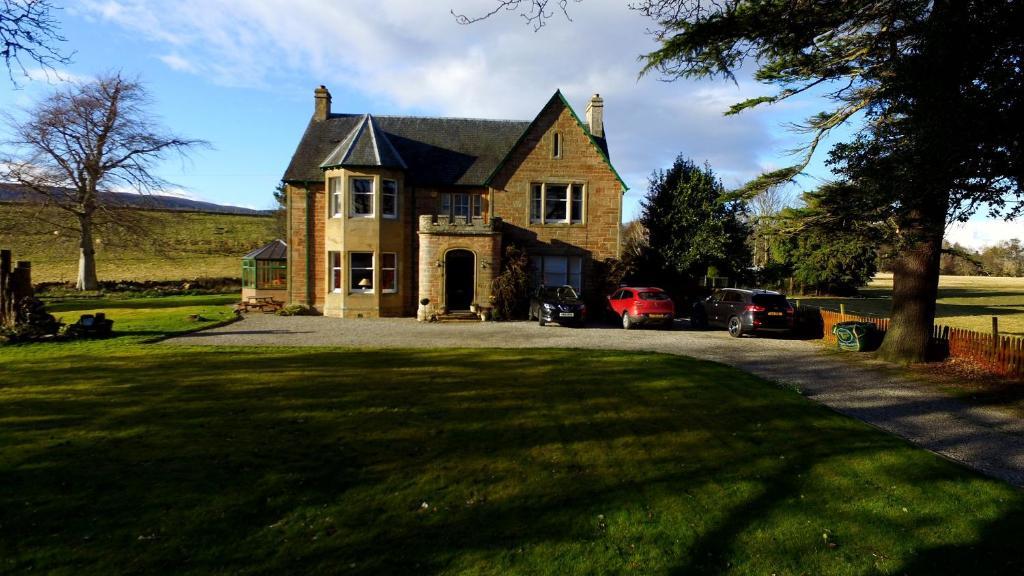 Kiltearn Country House in Evanton, Highland, Scotland