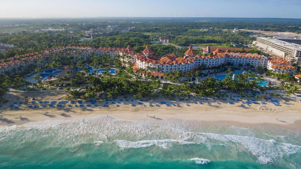 Occidental Caribe - All Inclusive (former Barcelo Punta Cana) с высоты птичьего полета