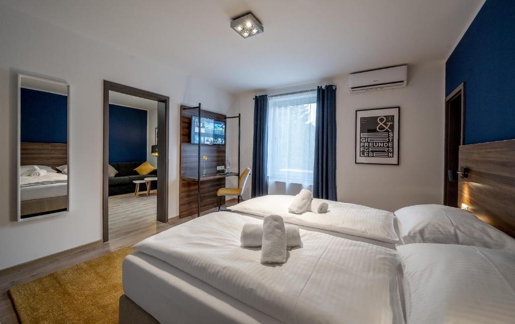 Hotel Zu Freunden Hamm, März 2020