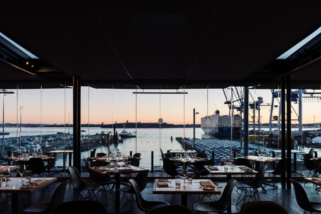 The Hotel Britomat Auckland, Oktboer 2020